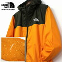 THE NORTH FACE ザ ノースフェイス Cyclone 2 Hooded Jacket サイクロン 2 ジャケット メンズ New Taupe Green & Flame Orange 耐風 撥水 WINDWALL採用