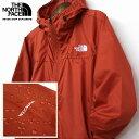 THE NORTH FACE ザ ノースフェイス Cyclone 2 Hooded Jacket サイクロン 2 ジャケット メンズ Sunbaked Red 耐風 撥水 WINDWALL採用