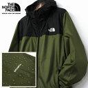 THE NORTH FACE ザ ノースフェイス Cyclone 2 Hooded Jacket サイクロン 2 ジャケット メンズ Burnt Olive Green 耐風 撥水 WINDWALL採