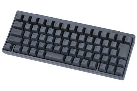PFU製 Happy Hacking Keyboard Professional BT 日本語配列/墨 PD-KB620B/キーボード PC Bluetooth ワイヤレス コンパクト テンキー無