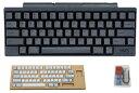 【送料無料】PFU製Happy Hacking Keyboard Professional BT 英語配列/墨(英語配列)カスタマイズキートップセット