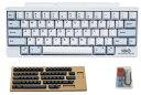 【送料無料】PFU製Happy Hacking Keyboard Professional BT 英語配列/白(英語配列)カスタマイズキートップセット