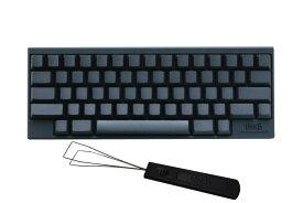 【送料無料】PFU製Happy Hacking KeyboardProfessional2無刻印/墨 (英語配列)PD-KB400BN-BHHKBロゴ入りの便利な引き抜き工具付き