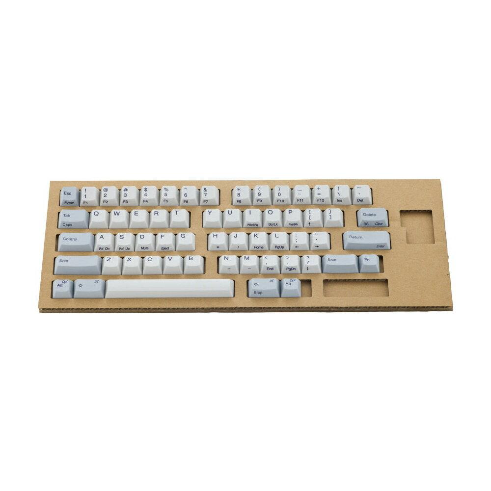 キートップセット(白)PD-KB400KTW(PFU製)