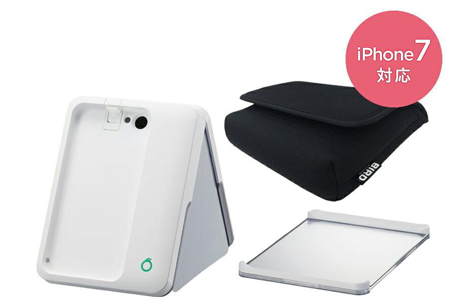 Omoidori フォトプレッサーソフトケースセット(iPhone 7、8対応)