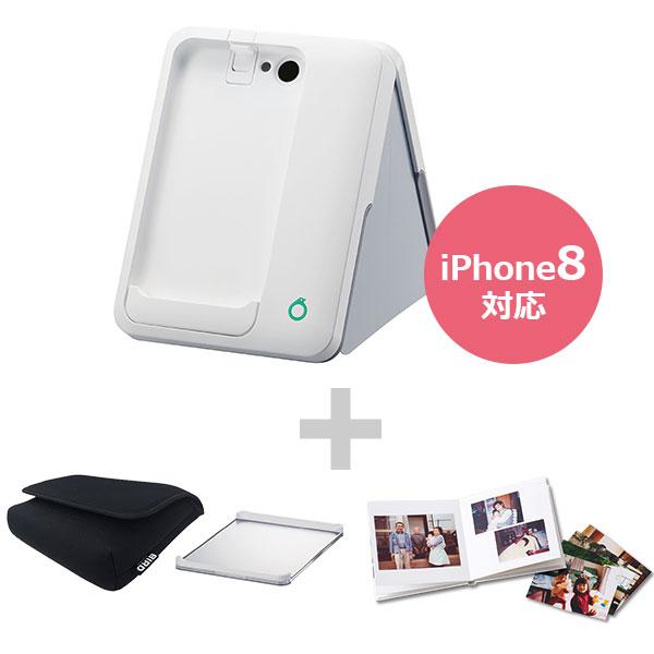 【送料無料】PFU製 Omoidori 写真の想い出整理セット (iPhone 7, 8対応)