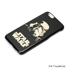 STARWARS iPhone 6s/6用 ハードケース 金箔押し ストームトルーパー PG-DCS922ST【Disneyzone】【ストームトルーパー ハードケース アイフォン スターウォーズ アイフォン】