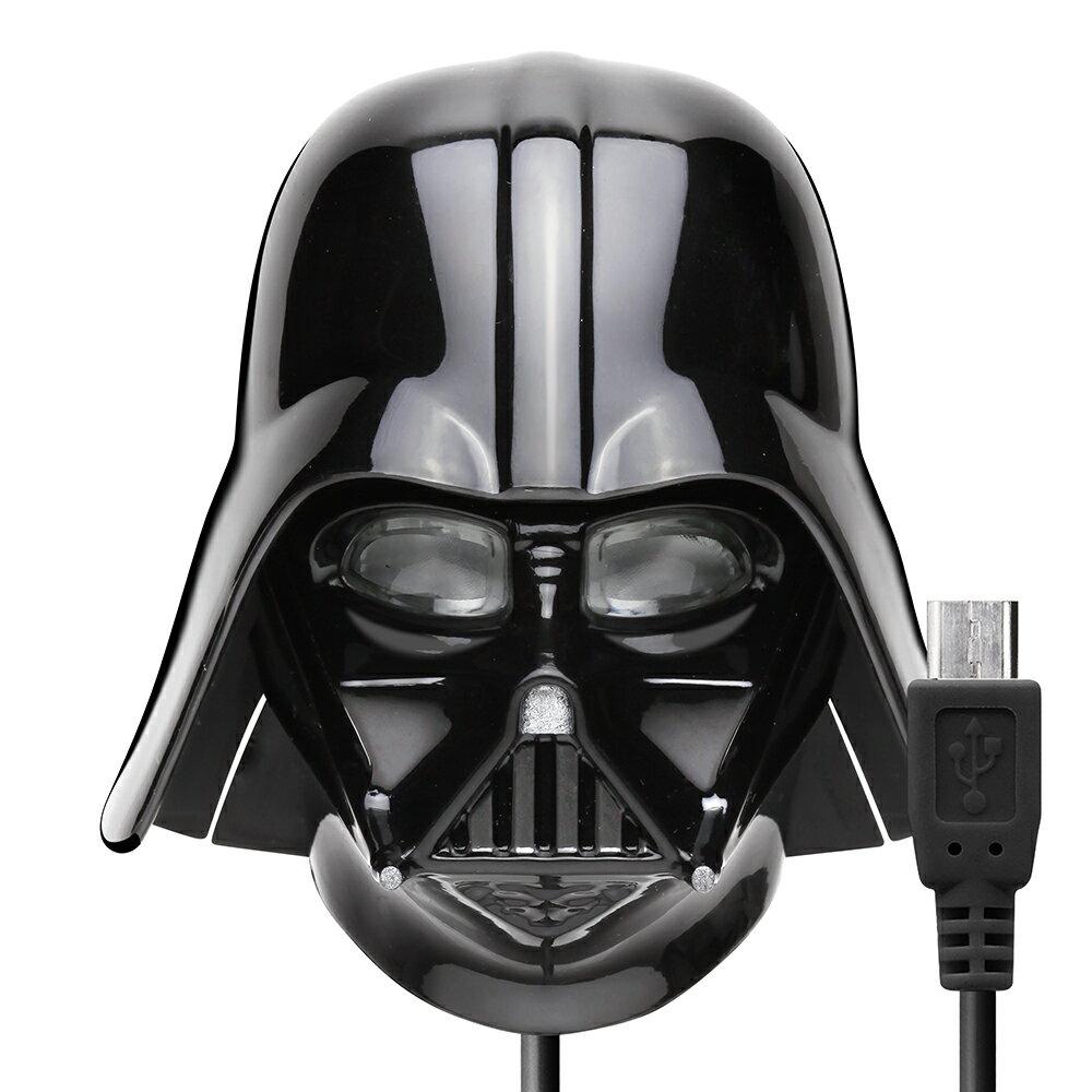 STARWARS micro USBコネクタAC充電器2A ダースベイダー PG-DAC349DV【10P10Jan15】【めざましテレビ「イマドキ」掲載商品】【スターウォーズ 充電器 USB キャラクター ダースベイダー 】