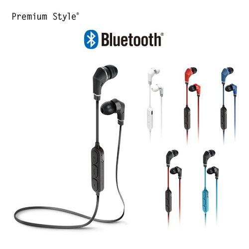 【予約販売】【2017年7月下旬入荷予定】PremiumStyleBluetooth4.1搭載ワイヤレスステレオイヤホン
