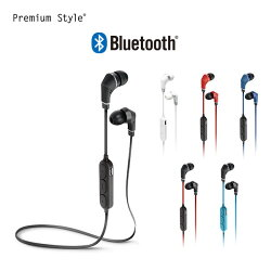 PremiumStyleBluetooth4.1搭載ワイヤレスステレオイヤホン