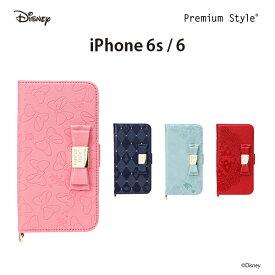 b9f46e20bd Premium Style フリップカバー iPhone 6s/6 ディズニーシリーズ【手帳型カバー スマホケース フリップ