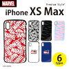 MARVELマーベルiPhoneXSMaxハイブリッドタフケースアイフォンXSMax新iPhone新アイフォン