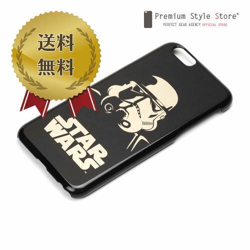 STARWARS iPhone 6s/6用 ハードケース 金箔押し ストームトルーパー PG-DCS922ST【Disneyzone】
