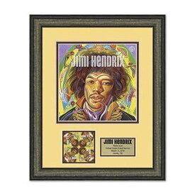 JIMI HENDRIX ジミヘンドリックス - MUSIC ICONS 記念切手スタンプアート / 切手・レター品 【公式 / オフィシャル】