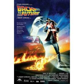BACK TO THE FUTURE バックトゥザフューチャー (公開35周年記念 ) - ONE-SHEET / ポスター 【公式 / オフィシャル】