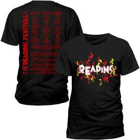 BABYMETAL ベビーメタル (結成10周年 ) - Reading 2015 Event Logo / Tシャツ / メンズ 【公式 / オフィシャル】