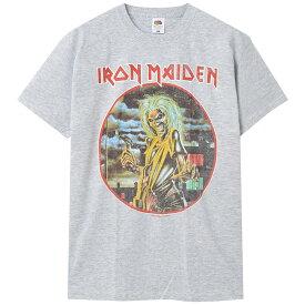 IRON MAIDEN アイアンメイデン - KILLERS CIRCLE / Tシャツ / メンズ 【公式 / オフィシャル】