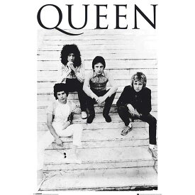 QUEEN クイーン (ボヘミアン・ラプソディ公開記念 ) - BRAZIL 81 / ポスター 【公式 / オフィシャル】