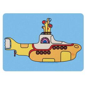 BEATLES ビートルズ (Abbey Road 50周年記念 ) - Yellow Submarine / マウスパッド 【公式 / オフィシャル】