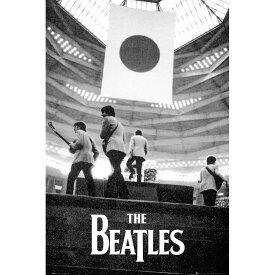 BEATLES ビートルズ (Let It Be 50周年記念 ) - 【世界限定2000枚】EIGHT DAYS A WEEK-BUDOKAN / ポスター 【公式 / オフィシャル】