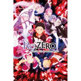 RE:ZERO Re:ゼロから始める異世界生活 Key Art / ポスター 【公式 / オフィシャル】