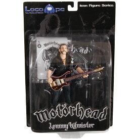 MOTORHEAD モーターヘッド - LEMMY RICKENBACKER GUITAR 【DARK WOOD】 / フィギュア・人形 【公式 / オフィシャル】