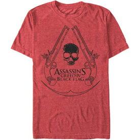 ASSASSINS CREED アサシンクリード - THE PIRATES SKULL / Tシャツ / メンズ 【公式 / オフィシャル】