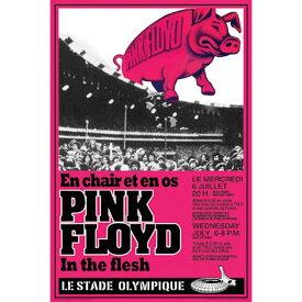 PINK FLOYD ピンクフロイド (結成55周年記念 ) - CONCERT / ポスター 【公式 / オフィシャル】