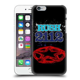 RUSH ラッシュ - 2112 ハード case / iPhoneケース 【公式 / オフィシャル】