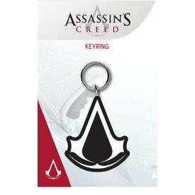 ASSASSINS CREED アサシンクリード - Logo / ラバー・キーリング / キーホルダー 【公式 / オフィシャル】