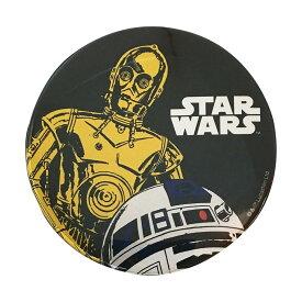 STAR WARS スターウォーズ (『帝国の逆襲』40周年 ) - R2-D2&C-3PO / バッジ 【公式 / オフィシャル】