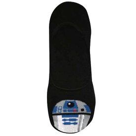 STAR WARS スターウォーズ (映画公開記念「スカイウォーカーの夜明け」 ) - R2-D2 フットカバー / ソックス / メンズ 【公式 / オフィシャル】