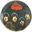 BEATLES ビートルズ (Abbey Road 50周年記念 ) - Rubber Soul / バッジ 【公式 / オフィシャル】