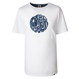 PRETTY GREEN(ブランド) プリティーグリーン SS THORNLEY ペイズリーロゴ クルーネック / Tシャツ / メンズ 【公式 / オフィシャル】