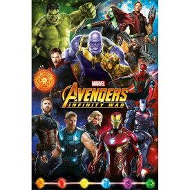 AVENGERS アベンジャーズ - Avengers: Infinity War / Characters / ポスター 【公式 / オフィシャル】