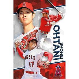 SHOHEI OHTANI 大谷翔平 - Los Angeles Angels / ポスター 【公式 / オフィシャル】