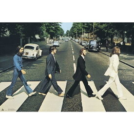BEATLES ビートルズ (Abbey Road 50周年記念 ) - Abbey Road / ポスター 【公式 / オフィシャル】
