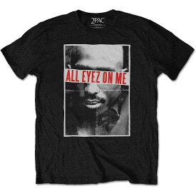 2PAC トゥパック - ALL EYEZ / Tシャツ / メンズ 【公式 / オフィシャル】