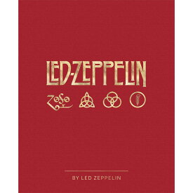 LED ZEPPELIN レッドツェッペリン (デビュー50周年記念 ) - オフィシャル・ブック / LED ZEPPELIN by LED ZEPPELIN / 雑誌・書籍
