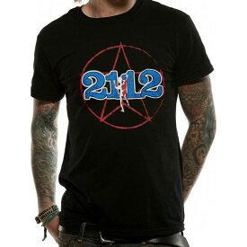 RUSH ラッシュ (Neil Peart追悼 ) - 2112 / Tシャツ / メンズ 【公式 / オフィシャル】