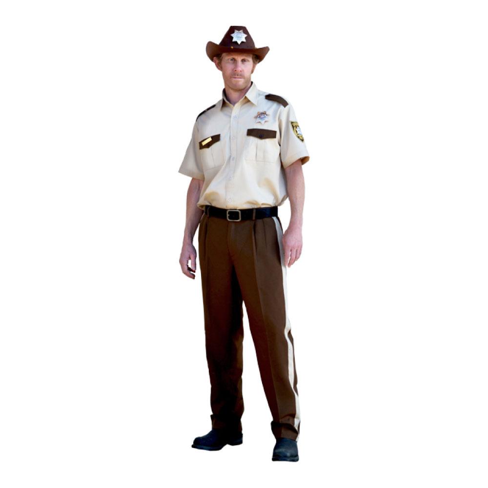 WALKING DEAD ウォーキングデッド RICK GRIMES SHERIFF COSTUME / ホビー雑貨 【公式 / オフィシャル】
