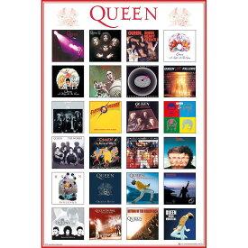 QUEEN クイーン (結成50周年記念 ) - Covers / ポスター 【公式 / オフィシャル】