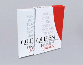 QUEEN クイーン (来日記念 ) - WE ARE THE CHAMPIONS FINAL LIVE IN JAPAN / Blu-ray 【通常盤+解説書付き】 / CD・DVD・レコード