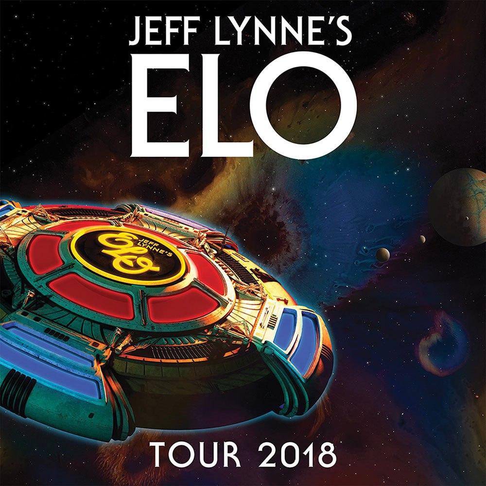 ELO エレクトリック・ライト・オーケストラ 【会場限定】2018 Tour Programme / パンフレット