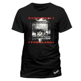 CLASH クラッシュ (London Calling40周年記念 ) - Sandinista / Tシャツ / メンズ 【公式 / オフィシャル】