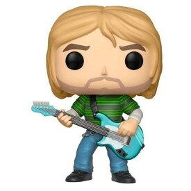 NIRVANA ニルヴァーナ (Bleach発売30周年記念 ) - Kurt Cobain in Striped Shirt / フィギュア・人形 【公式 / オフィシャル】