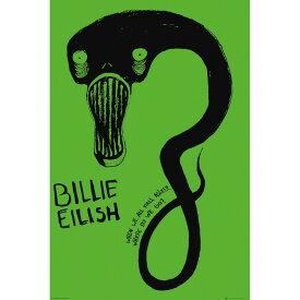 BILLIE EILISH ビリーアイリッシュ Ghoul / ポスター 【公式 / オフィシャル】