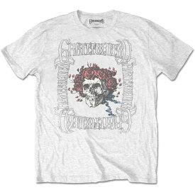 GRATEFUL DEAD グレイトフルデッド (結成55周年記念 ) - Bertha with Logo Box / Tシャツ / メンズ 【公式 / オフィシャル】
