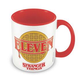 STRANGER THINGS ストレンジャー・シングス (放送5周年 ) - Eleven Red / マグカップ 【公式 / オフィシャル】