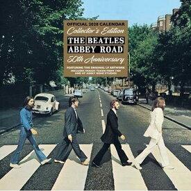 BEATLES ビートルズ (Abbey Road 50周年記念 ) - Collectors Edition 2020 Calendar / カレンダー 【公式 / オフィシャル】